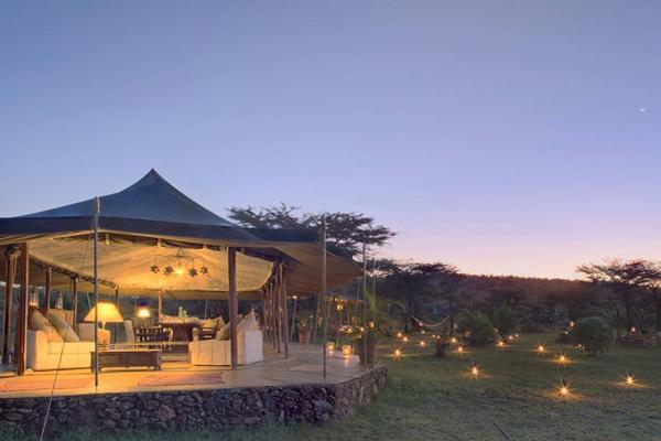 Top 5 camps in Kenya for honeymooners