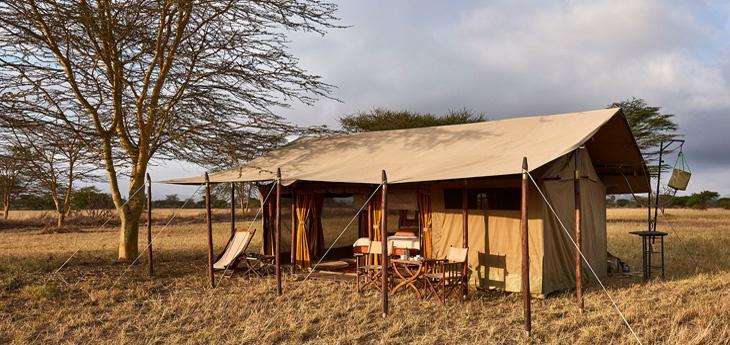 legendary tented camp tanzania
