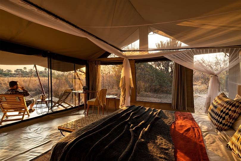Kwihala Tented Camp, Ruaha, Tanzania