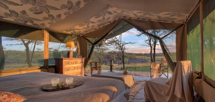 Sand River Camp | The Masai Mara, Kenya