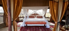 Legendary Serengeti Mobile Camp - Bedroom