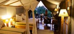 Rufiji River Camp - Bedroom