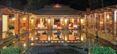 The Arusha Coffee Lodge - Main area