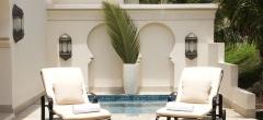Baraza Resort - Private plunge pool