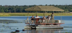 Chobe Game Lodge - Boating
