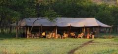 Dunia Camp - main camp