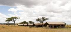 Kati Kati Camp - tents