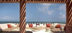 Qambani - Lounge area in the sun