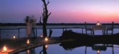Sand River Selous