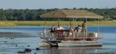 Chobe Game Lodge - Boating