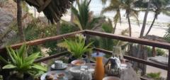Client photo - Dinner in Zanzibar