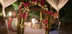 Client photo - Honeymoon dinner