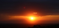Client photo - sunset