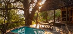 Rufiji River Camp. - Pool