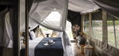 Sanctuary Kichakani Camp - Bedroom