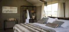 Namiri Plains - Bedroom