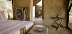 Kigelia camp - bedroom