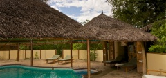 Rufiji River Camp - Pool