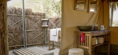 Kigelia camp - bathroom
