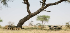 Namiri Plains - View