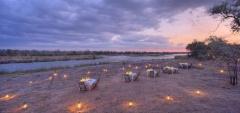 Azura - dinner on the beach