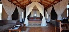 Balloon Camp - Bedroom