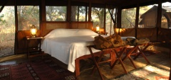 Chada Camp - bedroom