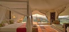 Cottars Camp - Tent