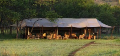 Dunia Camp - main camp