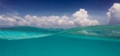 Fundu Lagoon - ocean