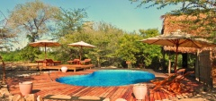 Selous Impala Camp - Pool