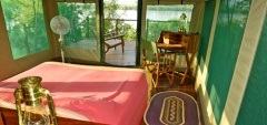 Selous Impala Camp - Bedroom