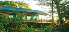 Selous Impala Camp - Tent