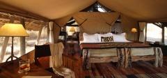 Jongomero Camp - bedroom