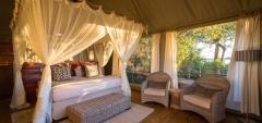 Jacana Camp - Bedroom