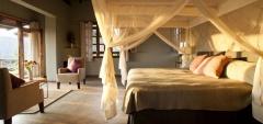 Kitela Lodge - bedroom