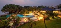 Serena Hotel - pool