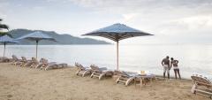 Serena Hotel - lake side