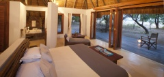 Luangwa River Camp - Bedroom