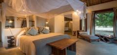 Luangwa River Camp - Bedroom