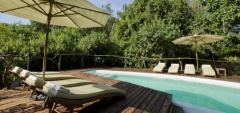 Lake Manyara Tree Lodge - pool