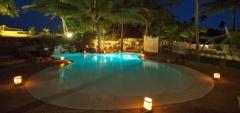 Matemwe Lodge - Pool