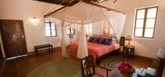Matemwe Beach House - Bedroom