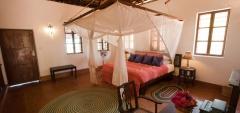 Matemwe Beach House - Bedroom