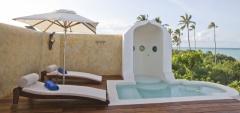 Matemwe Retreat - Plunge pool