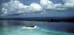 Mnemba Island - From the sky