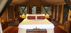 Mara Expeditions - Bedroom