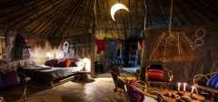 Masai Camp - Bedroom Boma