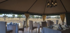 Nimali Camp - Dining Area