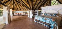 Nkwali Camp - Honeymoon suite